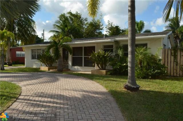 309 NW 27th St, Wilton Manors, FL 33311 (MLS #F10162408) :: Green Realty Properties