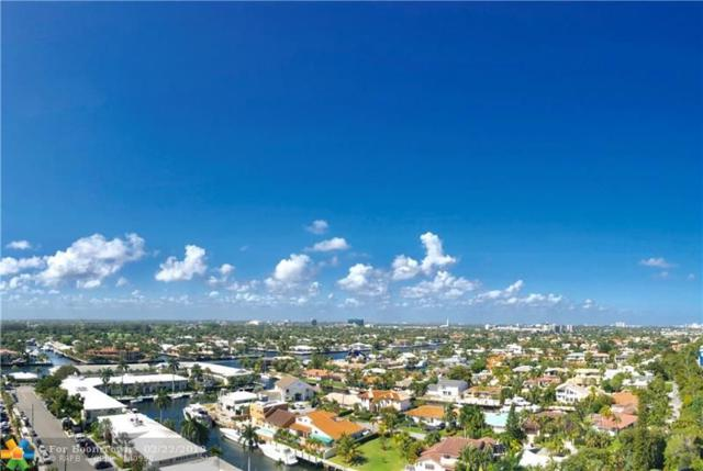 3300 NE 36th St #1507, Fort Lauderdale, FL 33308 (MLS #F10162685) :: The Howland Group