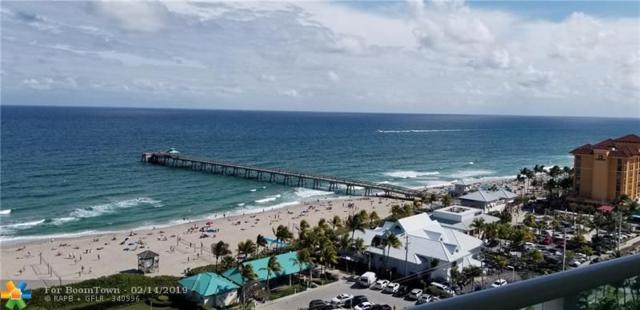 333 NE 21st Ave #1714, Deerfield Beach, FL 33441 (MLS #F10162804) :: Laurie Finkelstein Reader Team