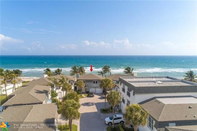 1194 Hillsboro Mile #19, Hillsboro Beach, FL 33062 (MLS #F10162887) :: Berkshire Hathaway HomeServices EWM Realty