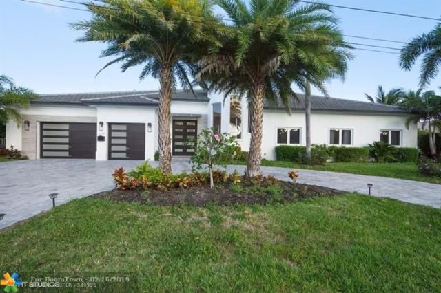 5220 NE 29th Ave, Lighthouse Point, FL 33064 (MLS #F10162958) :: Castelli Real Estate Services