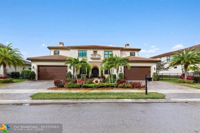 8745 E Watercrest Cir, Parkland, FL 33076 (MLS #F10162966) :: Laurie Finkelstein Reader Team