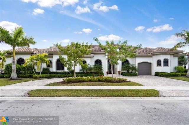 6815 NW 122nd Ave, Parkland, FL 33076 (MLS #F10163005) :: Laurie Finkelstein Reader Team