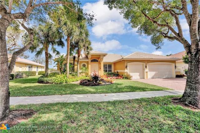 5076 Waters Edge Way, Cooper City, FL 33330 (MLS #F10163116) :: Green Realty Properties