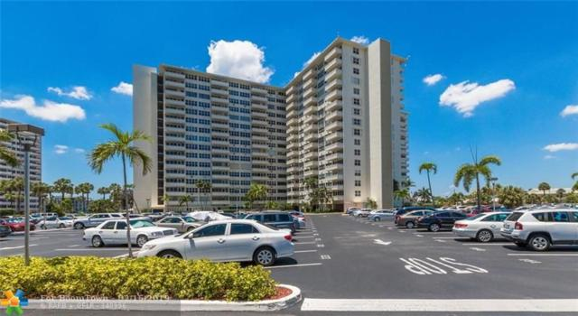 3200 NE 36th St #1614, Fort Lauderdale, FL 33308 (MLS #F10163145) :: The Howland Group