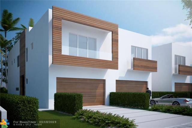 808 NE 17th Ave #808, Fort Lauderdale, FL 33304 (MLS #F10163175) :: Green Realty Properties