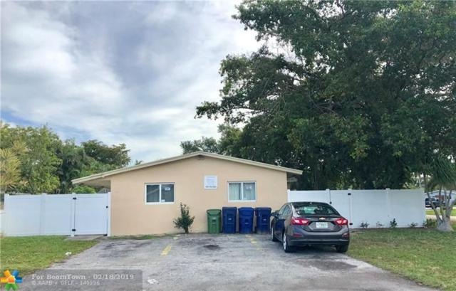 916 NW 26th St, Wilton Manors, FL 33311 (MLS #F10163234) :: Castelli Real Estate Services