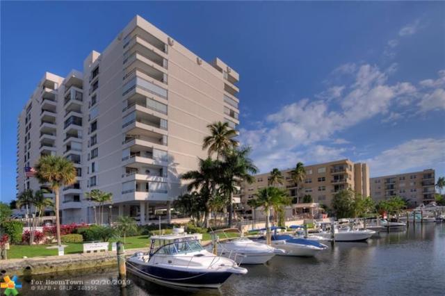1401 S Ocean Blvd #305, Pompano Beach, FL 33062 (MLS #F10163422) :: Castelli Real Estate Services