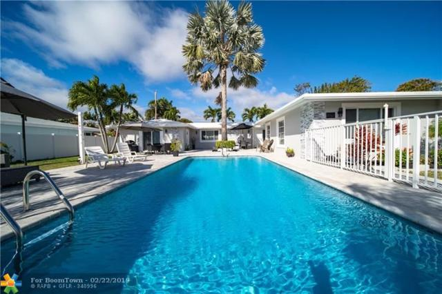 5423 NE 22nd Ter, Fort Lauderdale, FL 33308 (MLS #F10163470) :: The Howland Group