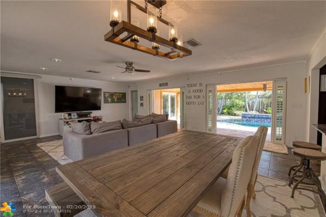 4070 NE 26th Ave, Fort Lauderdale, FL 33308 (MLS #F10163525) :: The Howland Group