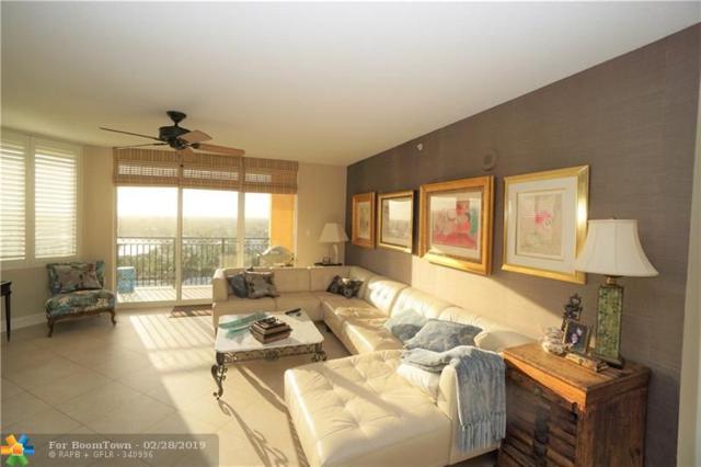 2011 N Ocean Blvd 1102N, Fort Lauderdale, FL 33305 (MLS #F10163552) :: Patty Accorto Team
