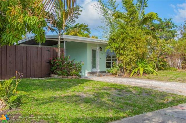 1311 NE 40th Ct, Pompano Beach, FL 33064 (MLS #F10163596) :: GK Realty Group LLC
