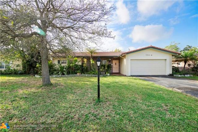 7814 NW 41st St, Coral Springs, FL 33065 (MLS #F10163597) :: GK Realty Group LLC