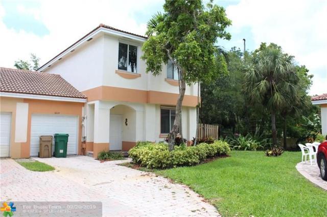 6627 Hidden Cove Dr 6-7, Davie, FL 33314 (MLS #F10163607) :: GK Realty Group LLC