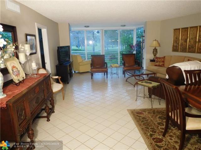625 Oaks Dr #205, Pompano Beach, FL 33069 (MLS #F10163629) :: Castelli Real Estate Services