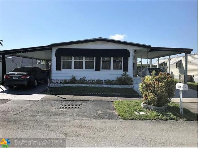 2310 SW 51st Pl, Fort Lauderdale, FL 33312 (#F10163634) :: Dalton Wade