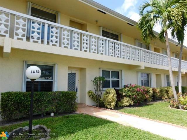 1450 NW 18th Ave #102, Delray Beach, FL 33445 (#F10163681) :: Dalton Wade