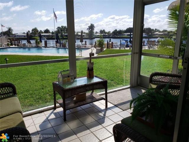 700 Pine Dr #104, Pompano Beach, FL 33060 (MLS #F10163714) :: GK Realty Group LLC