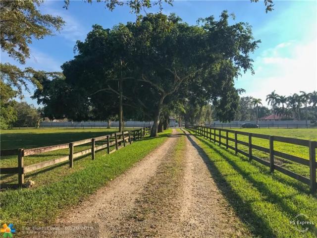 14499 Sunset Ln, Southwest Ranches, FL 33330 (#F10163729) :: Dalton Wade