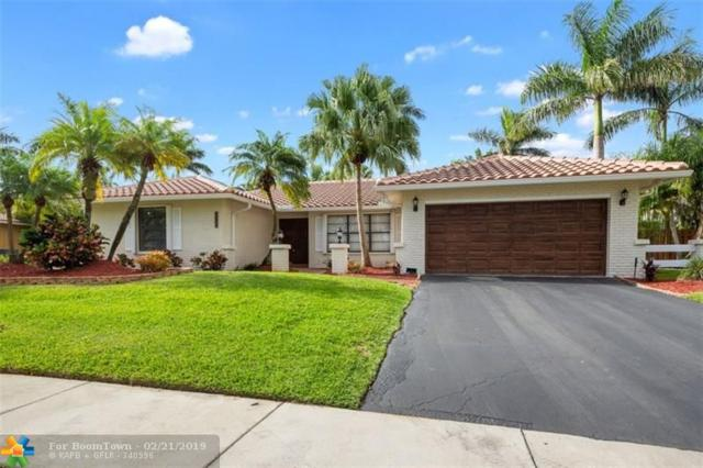 9560 NW 13th St, Plantation, FL 33322 (MLS #F10163770) :: The Howland Group