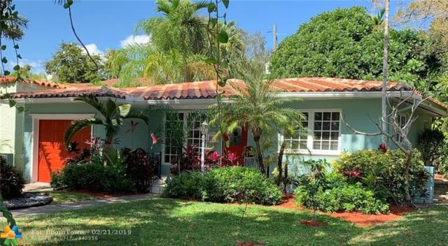 817 Venetia Ave, Coral Gables, FL 33134 (MLS #F10163772) :: Green Realty Properties