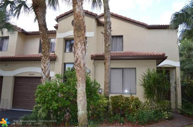 10545 NW 10th St D-128, Plantation, FL 33322 (MLS #F10163774) :: The Howland Group