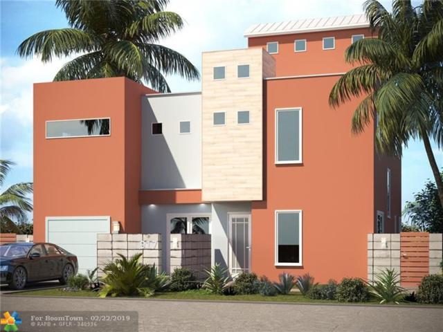 719 NE 17, Fort Lauderdale, FL 33304 (MLS #F10164028) :: The Howland Group