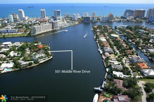 501 Middle River Dr, Fort Lauderdale, FL 33304 (MLS #F10164039) :: The Howland Group