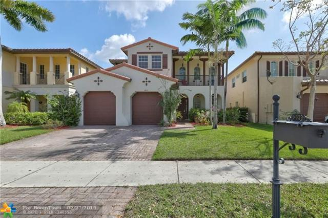 8039 NW 126th Ter, Parkland, FL 33076 (MLS #F10164421) :: GK Realty Group LLC