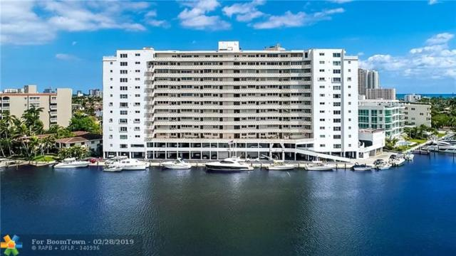 333 Sunset Dr #807, Fort Lauderdale, FL 33301 (MLS #F10164889) :: The O'Flaherty Team
