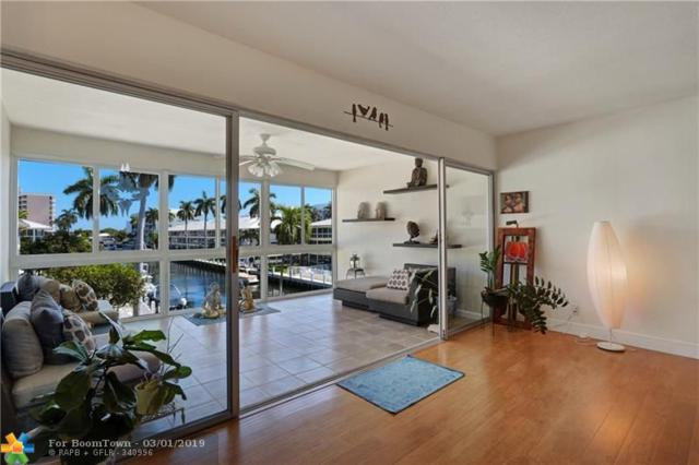 4770 Bayview Dr #307, Fort Lauderdale, FL 33308 (MLS #F10165097) :: The O'Flaherty Team