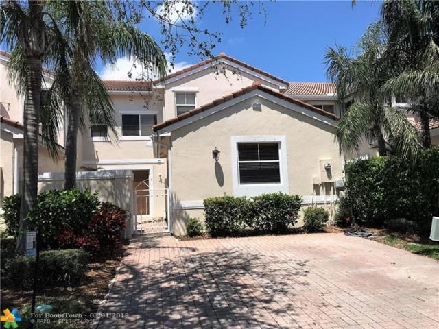 921 Lemonwood Ct #921, Hollywood, FL 33019 (MLS #F10165168) :: EWM Realty International