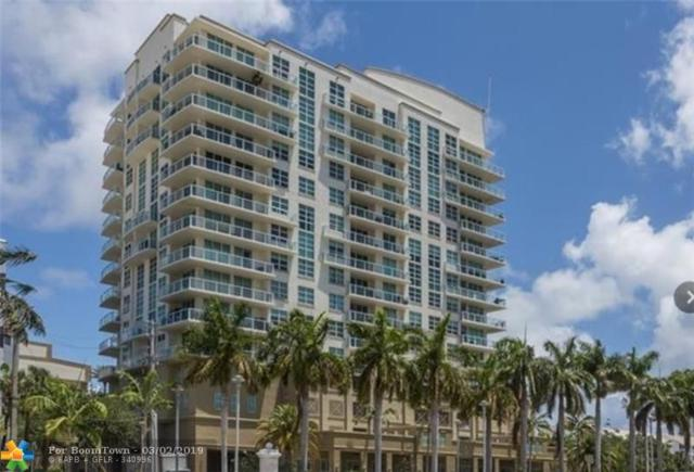 1819 SE 17th St #804, Fort Lauderdale, FL 33316 (MLS #F10165216) :: Green Realty Properties