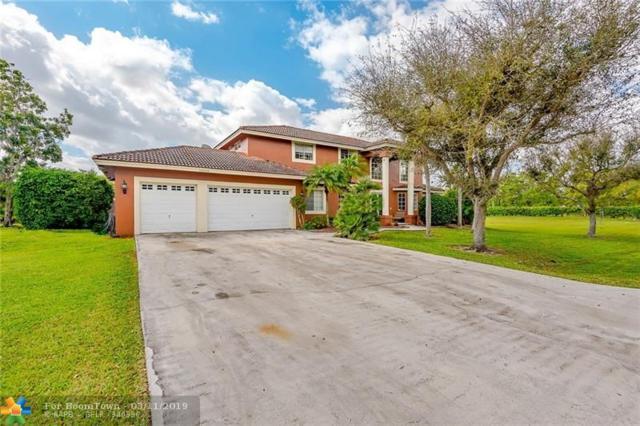12350 NW 10 Street, Plantation, FL 33323 (MLS #F10165954) :: Berkshire Hathaway HomeServices EWM Realty