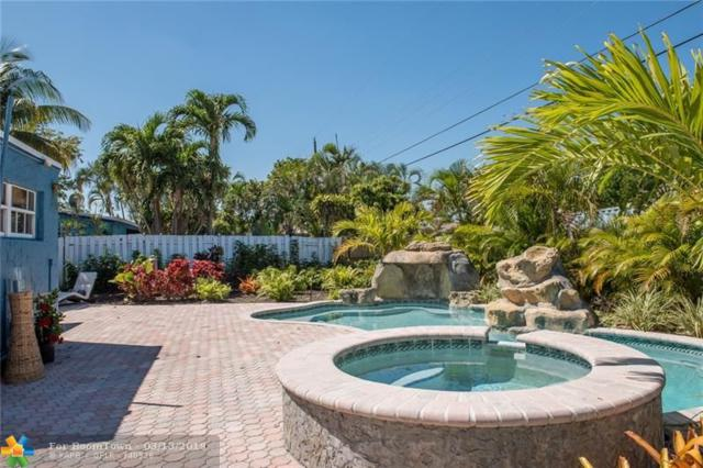 317 NW 30th Ct, Wilton Manors, FL 33311 (MLS #F10166522) :: The O'Flaherty Team