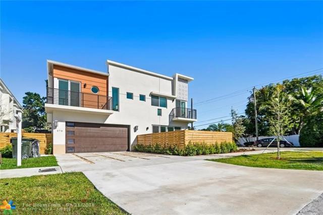 570 SW 6 #570, Fort Lauderdale, FL 33315 (MLS #F10166761) :: The O'Flaherty Team