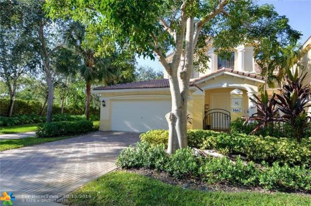 1667 Passion Vine Cir 19-3, Weston, FL 33326 (MLS #F10167207) :: The O'Flaherty Team