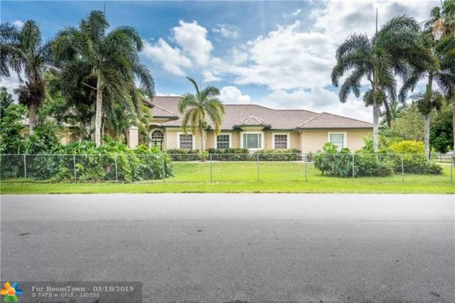 11810 NW 5th Ct, Plantation, FL 33325 (MLS #F10167252) :: EWM Realty International