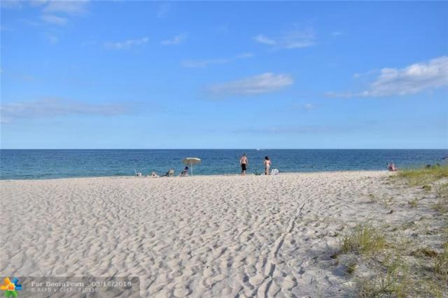 2000 S Ocean Blvd 2K, Lauderdale By The Sea, FL 33062 (MLS #F10167307) :: The O'Flaherty Team