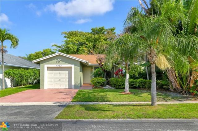 9323 NW 53rd St, Sunrise, FL 33351 (MLS #F10167477) :: EWM Realty International