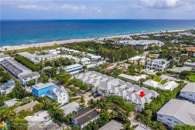 1010 Bay St #1010, Delray Beach, FL 33483 (MLS #F10167551) :: Berkshire Hathaway HomeServices EWM Realty