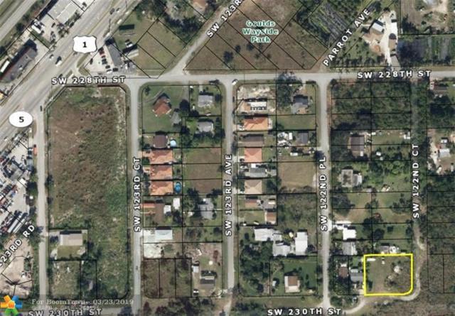 12241 Sw 230th St, Miami, FL 33170 (MLS #F10168339) :: Berkshire Hathaway HomeServices EWM Realty