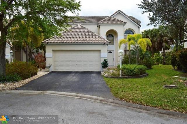 7698 Hibiscus Ln, Coral Springs, FL 33065 (MLS #F10168449) :: United Realty Group