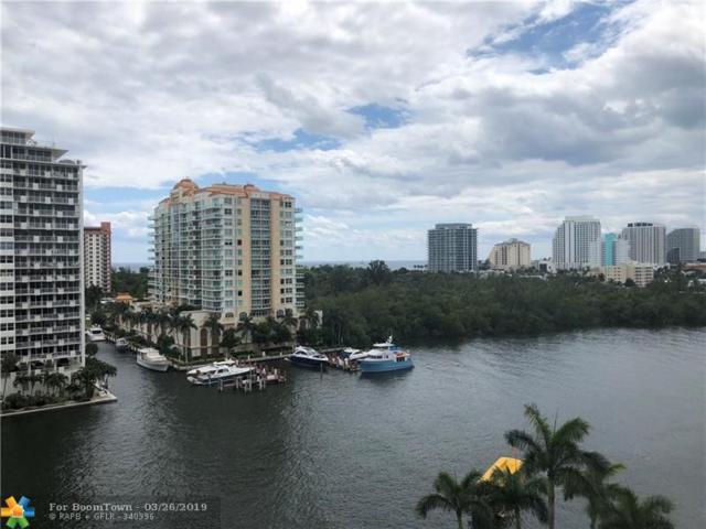 2670 E Sunrise Blvd #918, Fort Lauderdale, FL 33304 (MLS #F10168637) :: The O'Flaherty Team