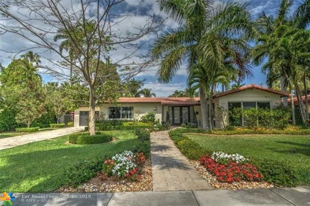 1017 Tyler St, Hollywood, FL 33019 (MLS #F10168650) :: Green Realty Properties