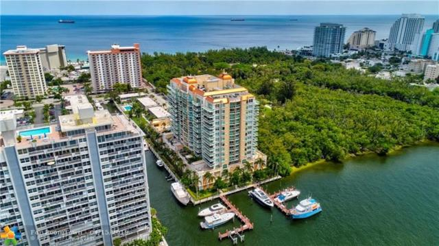 2845 NE 9th St #602, Fort Lauderdale, FL 33304 (MLS #F10168884) :: The Howland Group