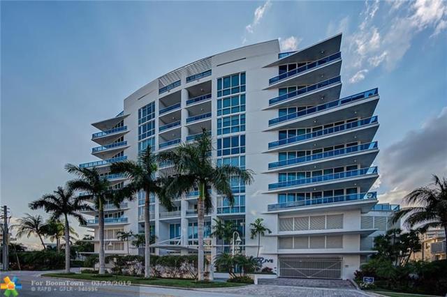 715 Bayshore Dr #603, Fort Lauderdale, FL 33304 (MLS #F10168981) :: Green Realty Properties