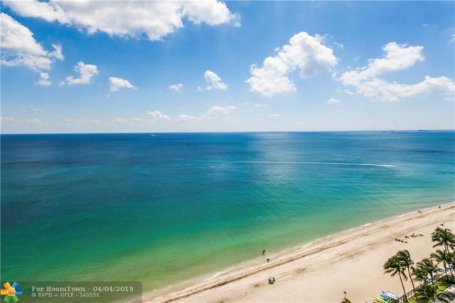 4300 N Ocean Blvd 17M, Fort Lauderdale, FL 33308 (MLS #F10169113) :: Laurie Finkelstein Reader Team