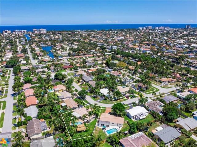 2301 NE 50th Ct, Lighthouse Point, FL 33064 (MLS #F10169119) :: Castelli Real Estate Services