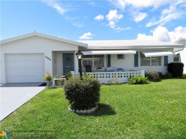 2392 SW 13th Ter, Boynton Beach, FL 33426 (MLS #F10169244) :: Green Realty Properties